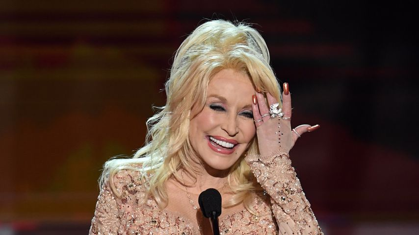 Dolly Parton bei den jährlichen Screen Actors Guild Awards im Januar 2017