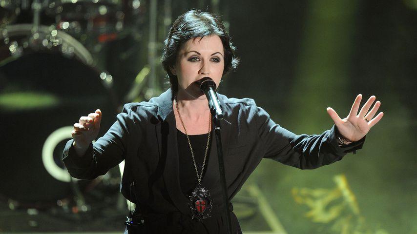"""Dolores O'Riordan: Heute wollte sie """"Zombie"""" neu aufnehmen!"""