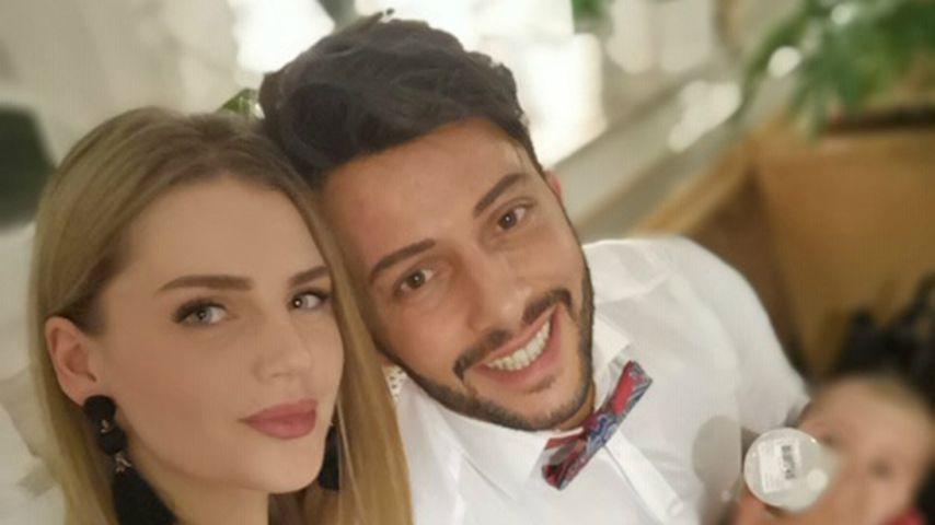 Ex-Paar Evelyn Burdecki und Domenico De Cicco: Versöhnung im Dschungelcamp 2019?