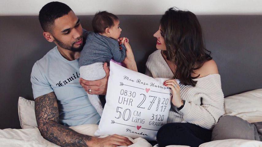 Mias Babysprache: Dieses Wiedersehen rührt Sarah zu Tränen