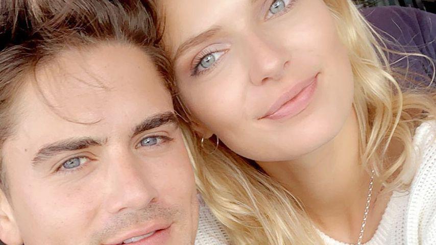 Dominik Bruntner und Jolina Fust