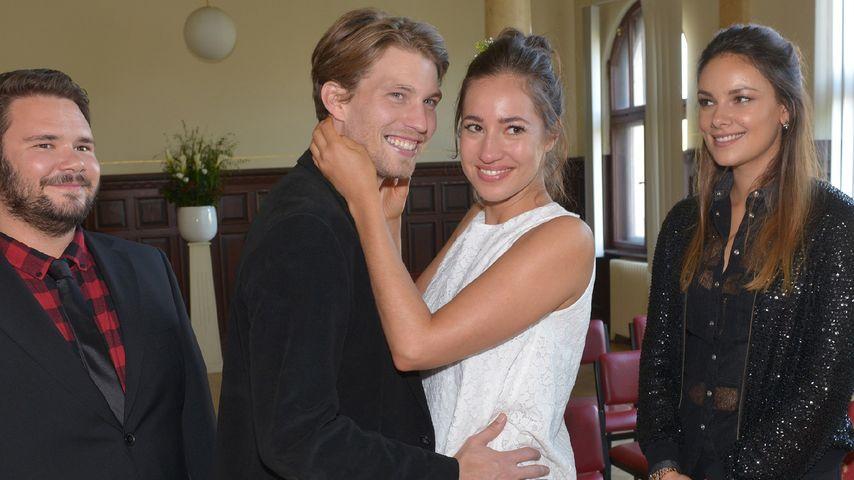 GZSZ-Hochzeit? Dominik & Elena machen ernst