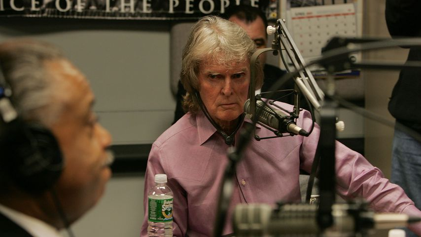 Radio-Moderator Don Imus