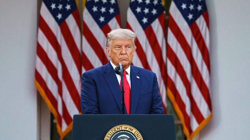 Donald Trump im November 2020