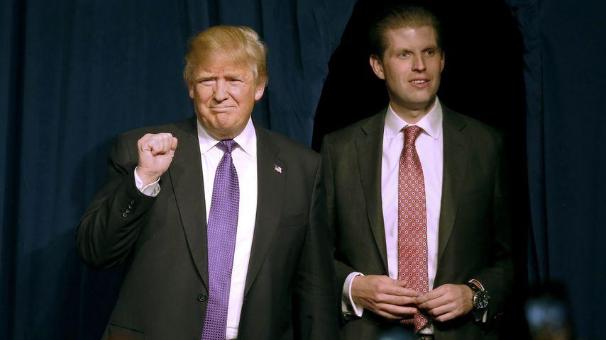 Wahl-Tweet: Droht Sohn von Donald Trump jetzt Gefängnis?