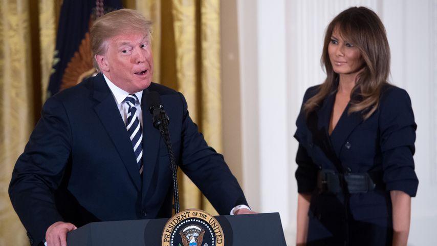 Ivanka Trump strahlt: Erster Auftritt mit Mini-Baby-Bauch