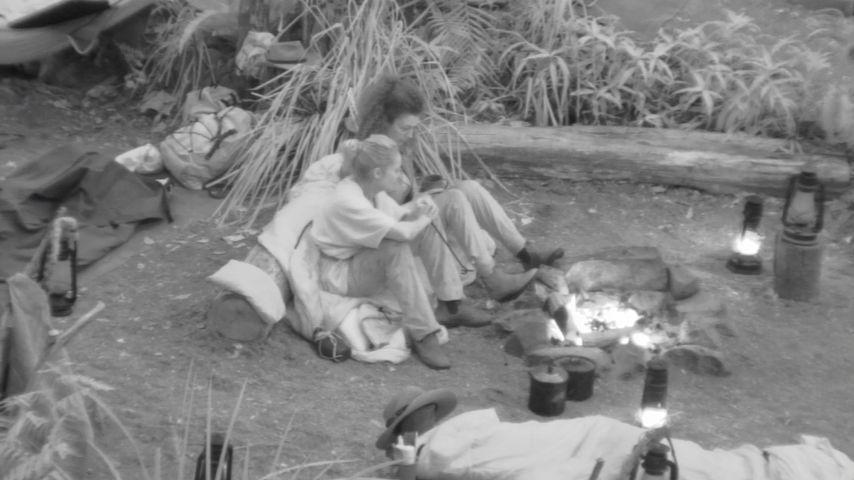 Doreen Dietel und Leila Lowfire im Dschungelcamp 2019