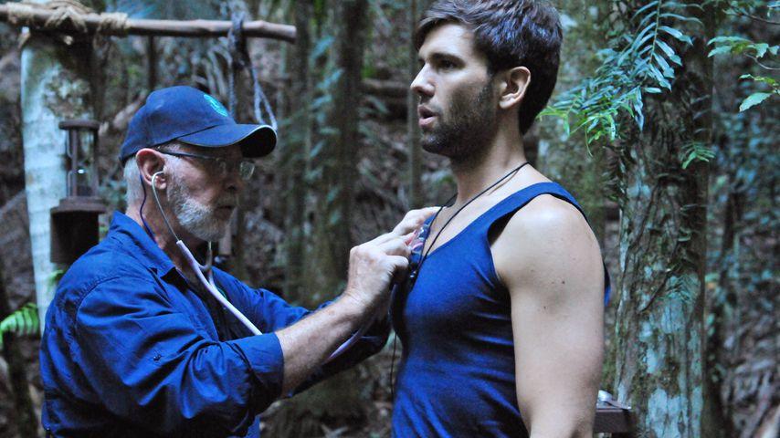 Dschungelcamp: Dr. Bob und Honey