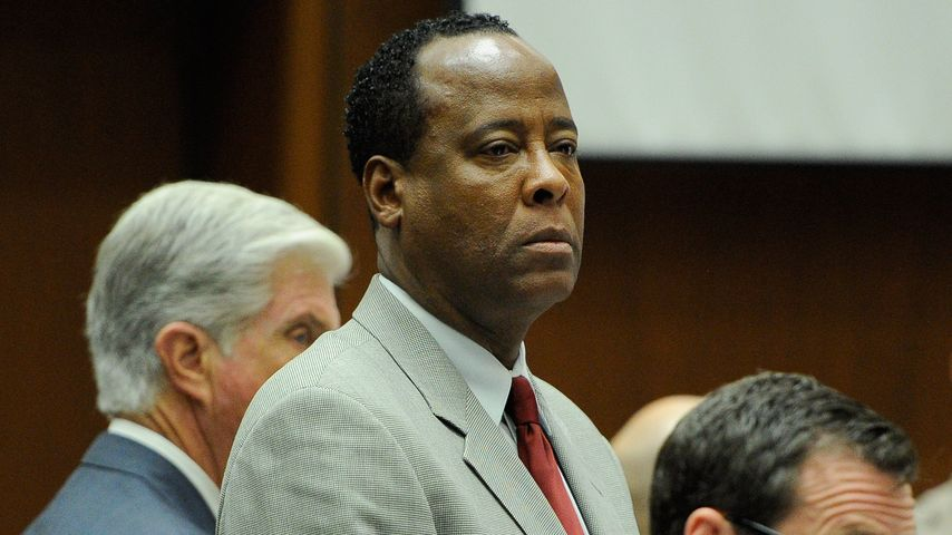 Michael Jacksons Leibarzt: Dr. Conrad Murray