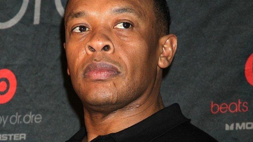Krasser Vorwurf: Hat Dr. Dre seine Ex verprügelt?