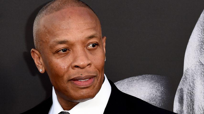 """Dr. Dre bei einem Screening von """"The Defiant Ones"""""""