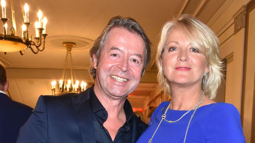 Dr. Peter Fissenewert und Ulla Kock am Brink beim Opus Klassik Award 2018