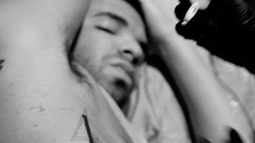 Rapper Drake: Noch ein Tribut-Tattoo für Aaliyah
