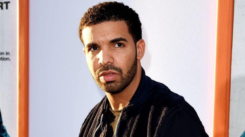 """Drake bei der Premiere von """"Get Hard"""" in Los Angeles"""