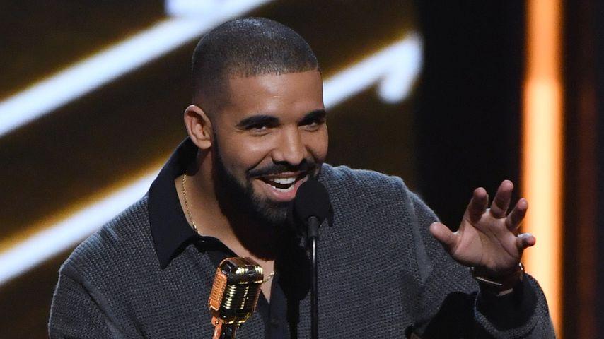 Drake: Rihanna & Chris Brown könnten böse enden