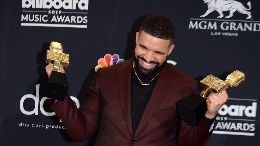 Drake bei den Billboard Music Awards 2019