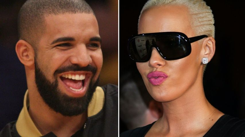 Drake & Amber Rose: Kommt jetzt das große Liebes-Outing?
