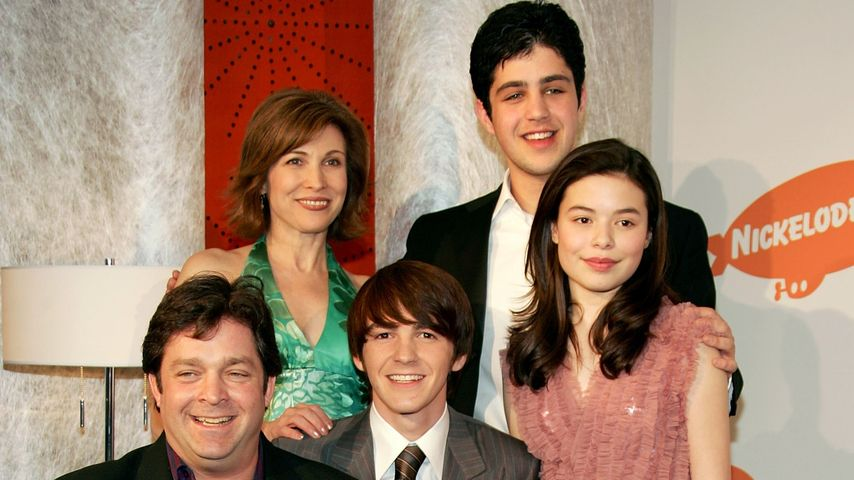 """Drake & Josh""-Cast bei den Kids Choice Awards 2006"