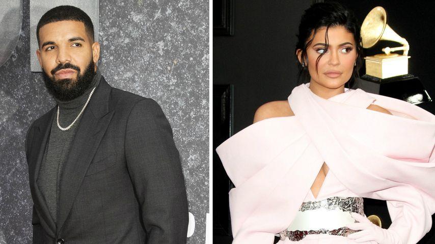 Keine Liebe: Drake und Kylie Jenner sind nur Freunde!