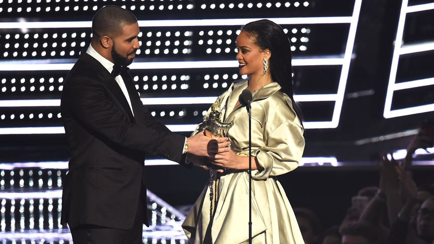 "Drake und Rihanna bei den ""MTV Video Music Awards 2016"""