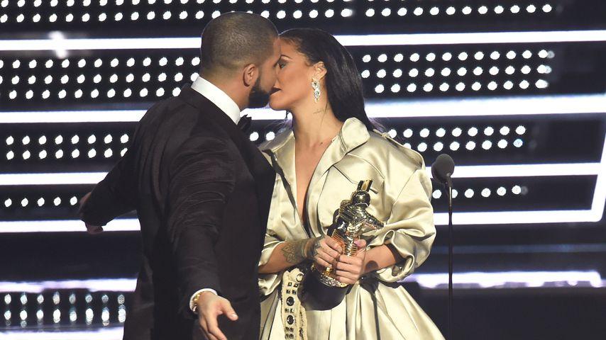 Drake und Rihanna bei den VMAs 2016