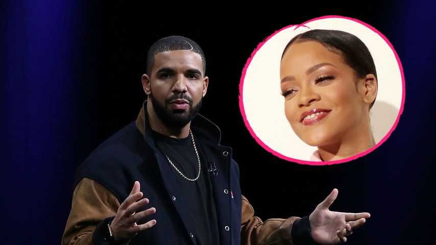 "Alles nur ""Fake Love""? Drake macht Diss-Song gegen Rihanna!"