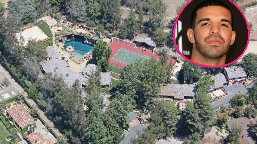 Wegen Beschwerden? Drake kauft Haus seiner Nachbarn!