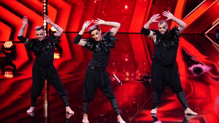 """Drei Kandidaten von """"Das Supertalent"""", 2020"""