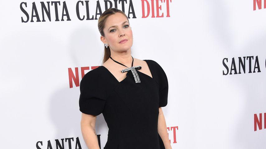 Autsch! Drew Barrymores Serien-Stunt endet im Krankenhaus