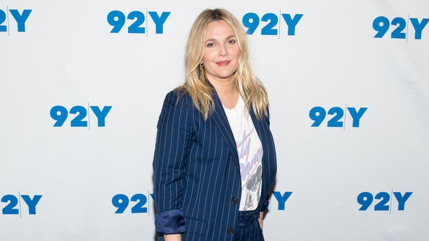 Drew Barrymore bei einem Event in New York im März 2018