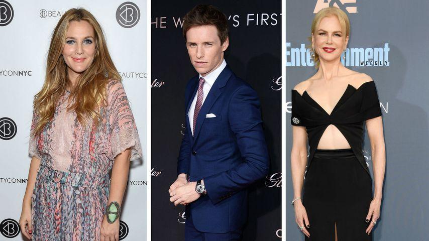 Hochbesetzte Golden Globes: SIE beglücken die Gewinner