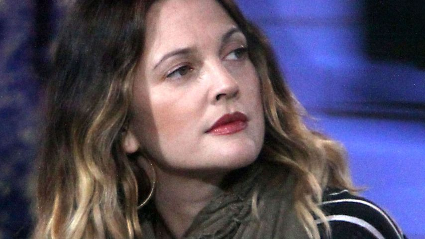 Drew Barrymore: Ihre Mutter kam nicht zur Hochzeit