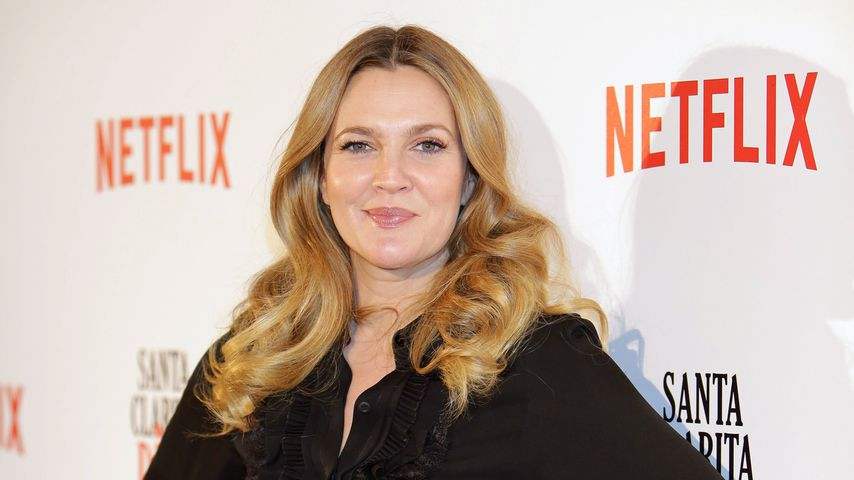 """Drew Barrymore bei der Promo für die Netflix-Serie """"Santa Clarita Diet"""" in Madrid 2017"""