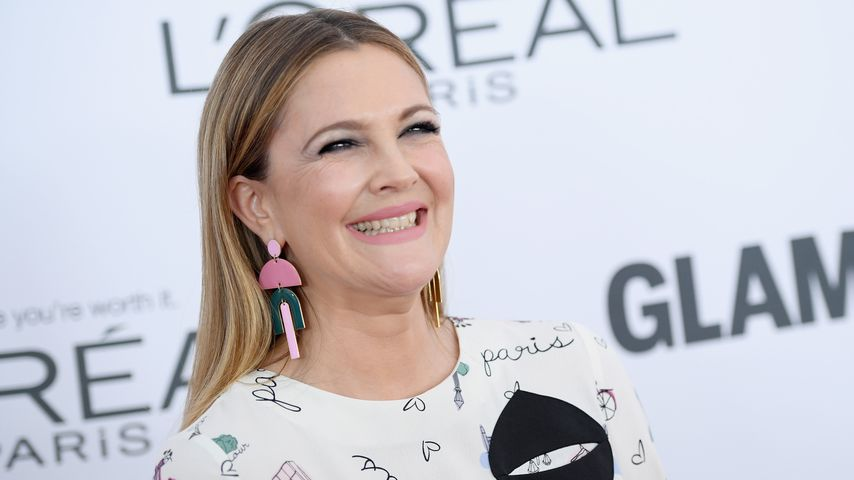 Drew Barrymore bei den Glamour 2017 Women of the Year Awards
