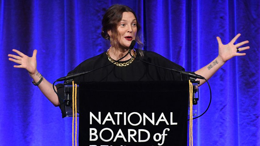 """Drew Barrymore, 2020 bei der """"National Board of Review Annual Awards Gala"""""""