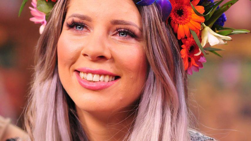 Dschungelkönigin Jenny Frankhauser in der großen Wiedersehens-Show