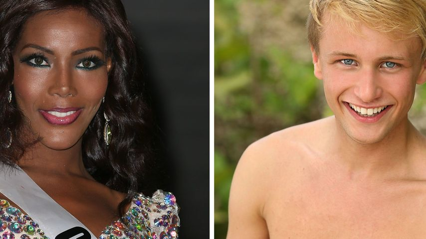 DSDS-Denis zu Miss Curacao: Ist dein Gesicht echt?