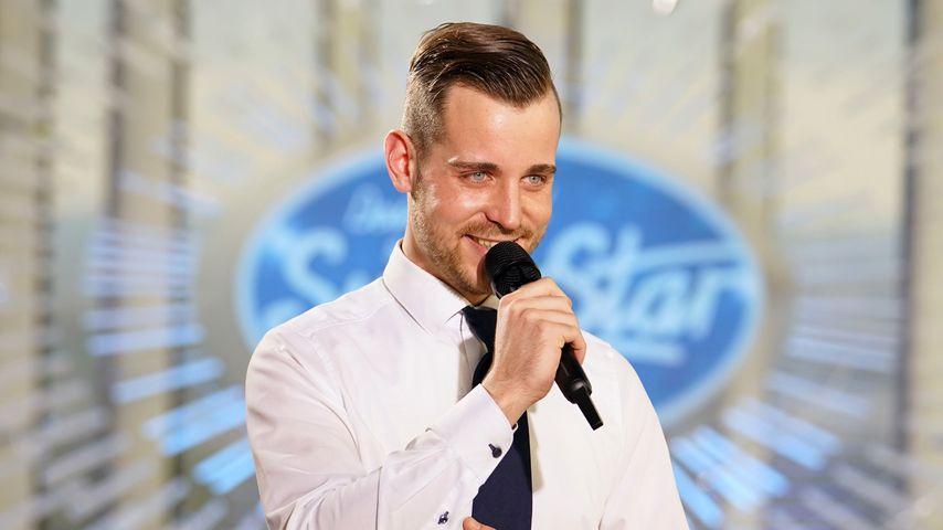 DSDS-Kandidat Aaron Frisch