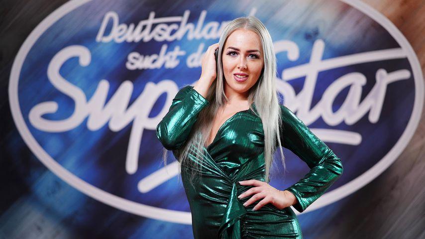 DSDS-Kandidatin Lydia Kelovitz