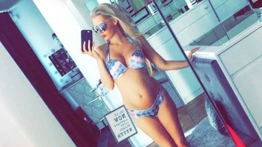 DSDS-Oksana im Bikini: So sexy ist schwanger!