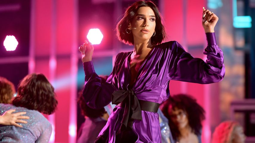 Dua Lipa bei den Billboard Music Awards in Las Vegas