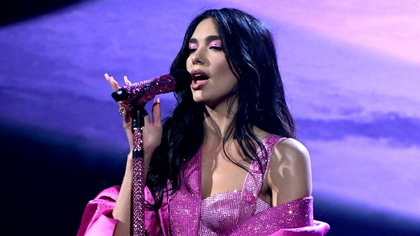 Dua Lipa bei den Grammy Awards, 2021
