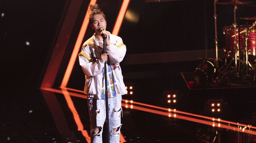 """Duc-Nam Trinh in den Blind Auditions bei """"The Voice of Germany"""" 2020"""