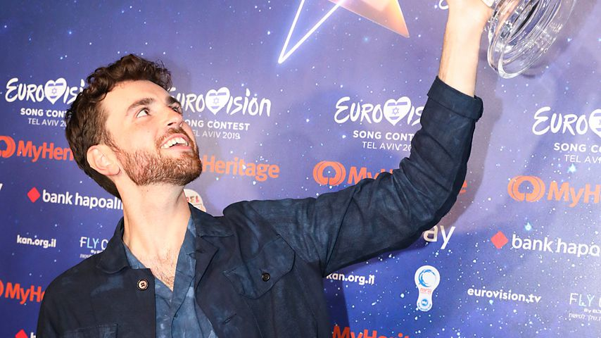 Duncan Laurence, Gewinner des Eurovision Song Contest 2019