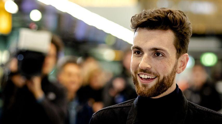Duncan Laurence im Mai 2019 in Amsterdam