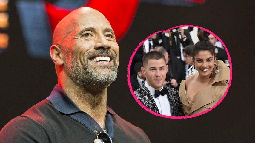 Nick und Priyanka: Hat Dwayne Johnson die beiden verkuppelt?