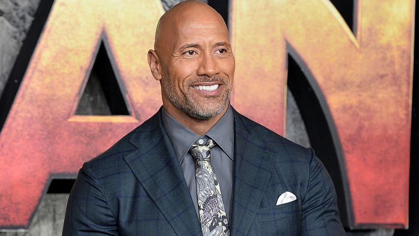 "Bei MTV Movie Awards: Dwayne ""The Rock"" Johnson erhält Preis"
