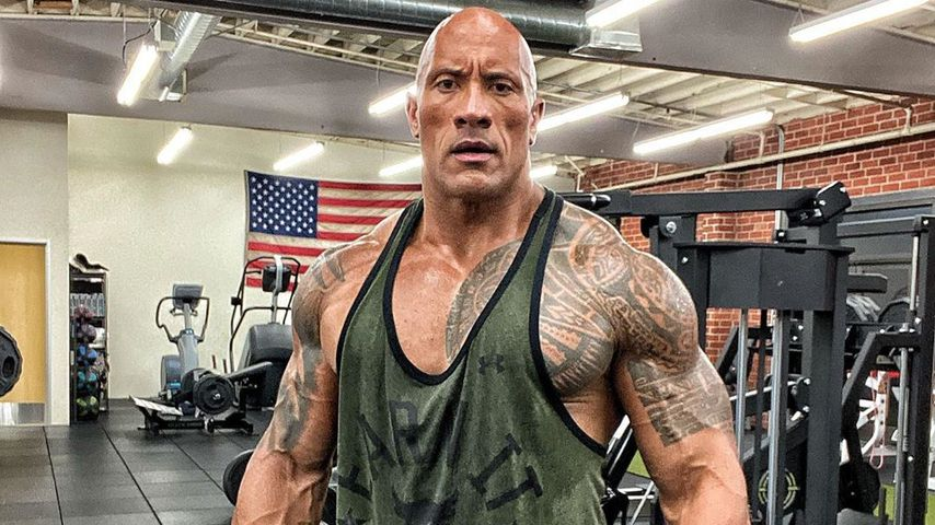 """Dwayne """"The Rock"""" Johnson, Juli 2020"""