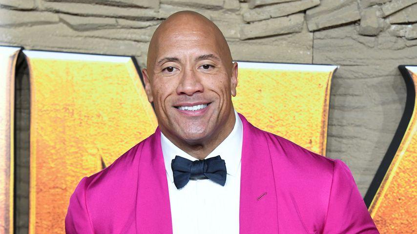 "Dwayne ""The Rock"" Johnson im Dezember 2019"