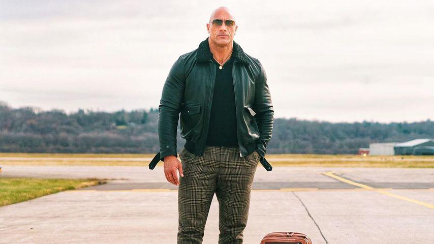 "Dwayne ""The Rock"" Johnson, Januar 2020"